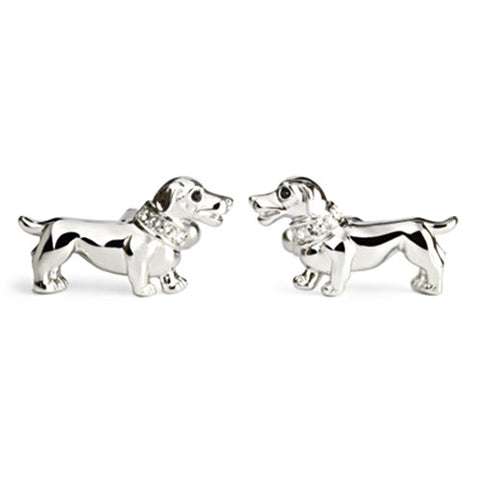 Simon Carter 25th Anniversary - Dog - Men's Designer Cufflinks - Eloquent District