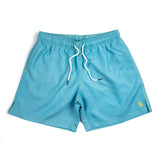 Syndicut London Aqua Blue Swim Shorts - Men's Swimwear