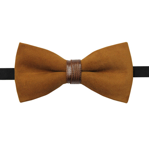 Luxe Suede Lacquer Embassy Woodside - Bow Tie