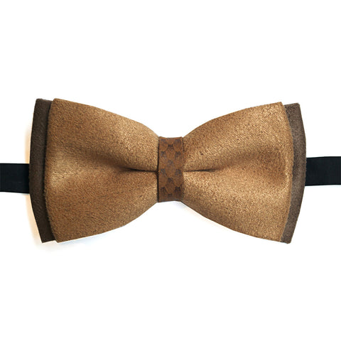 Layered dual toned Lacquer Embassy Ceret - Bow Tie