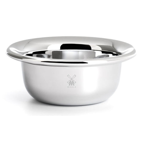 Stainless Steel Muehle - Shaving Bowl