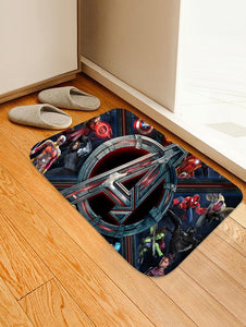 Mightiest Heroes Carpet/Rug