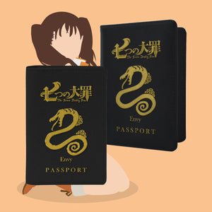 Envy Passport Cover