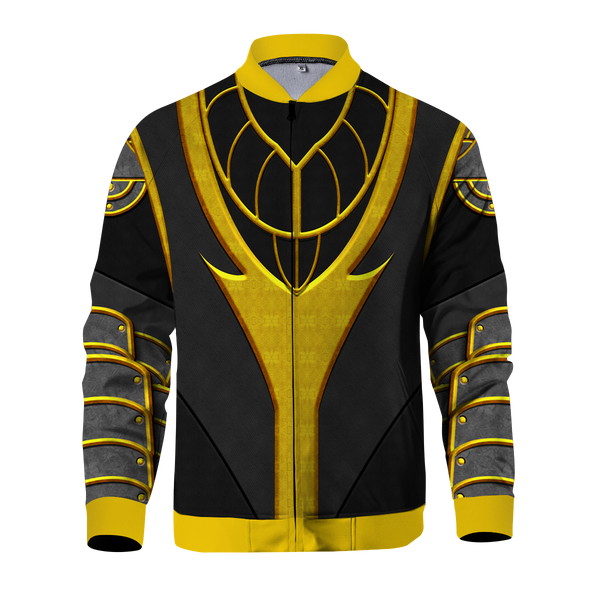 Hawk v1  Zipped Jacket