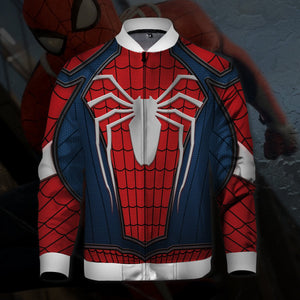 PS4 Spidey Zipped Jacket