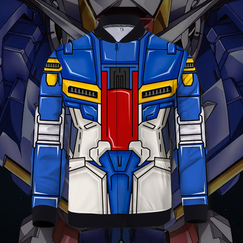 Gundam MSZ-006 Zipped Jacket