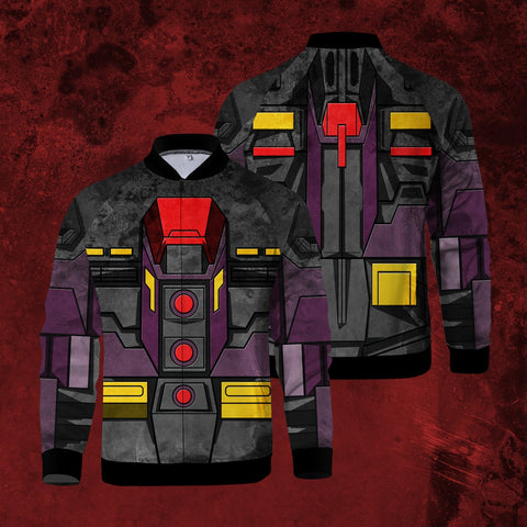 Gundam MRX-009 Zipped Jacket