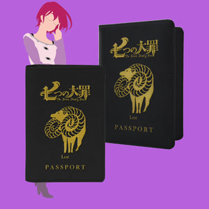 Lust Passport Cover