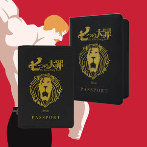 Pride Passport Cover