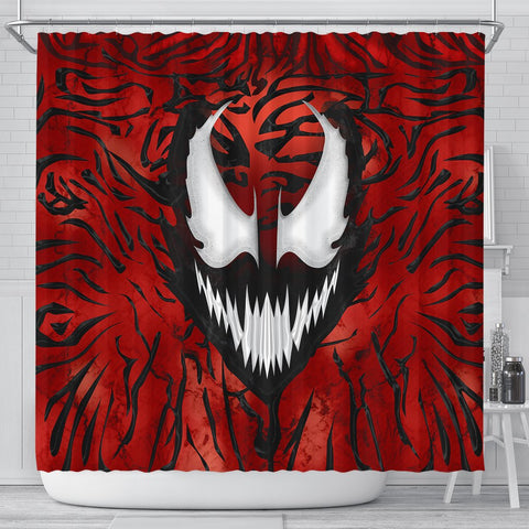 Carnage Shower Curtain
