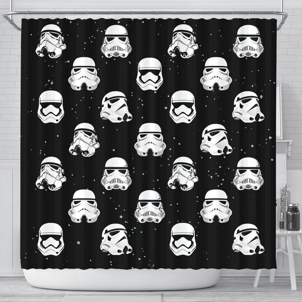 The Troops Shower Curtain