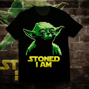 Stoned I Am Unisex T-Shirt