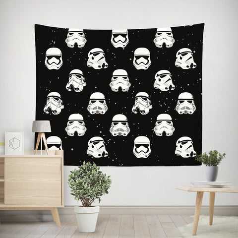The Troops Tapestry