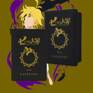 Wrath Passport Cover