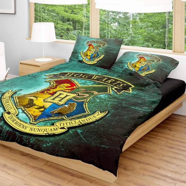 Bed Cover - 4 Houses Bedding Set