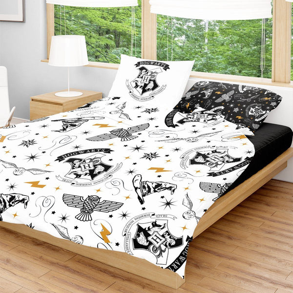 Bed Cover - HP Overload Bedding Set