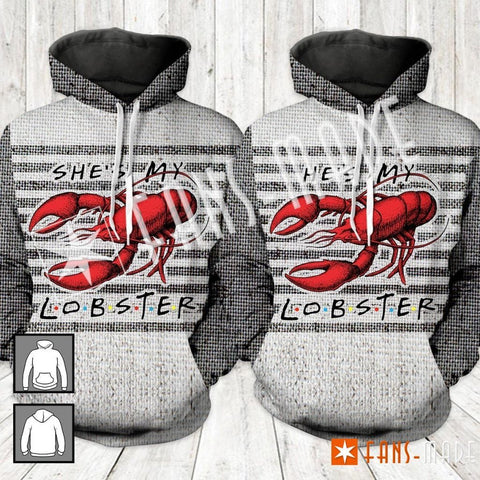 Bundle - Lobster Couple Shirt Bundle