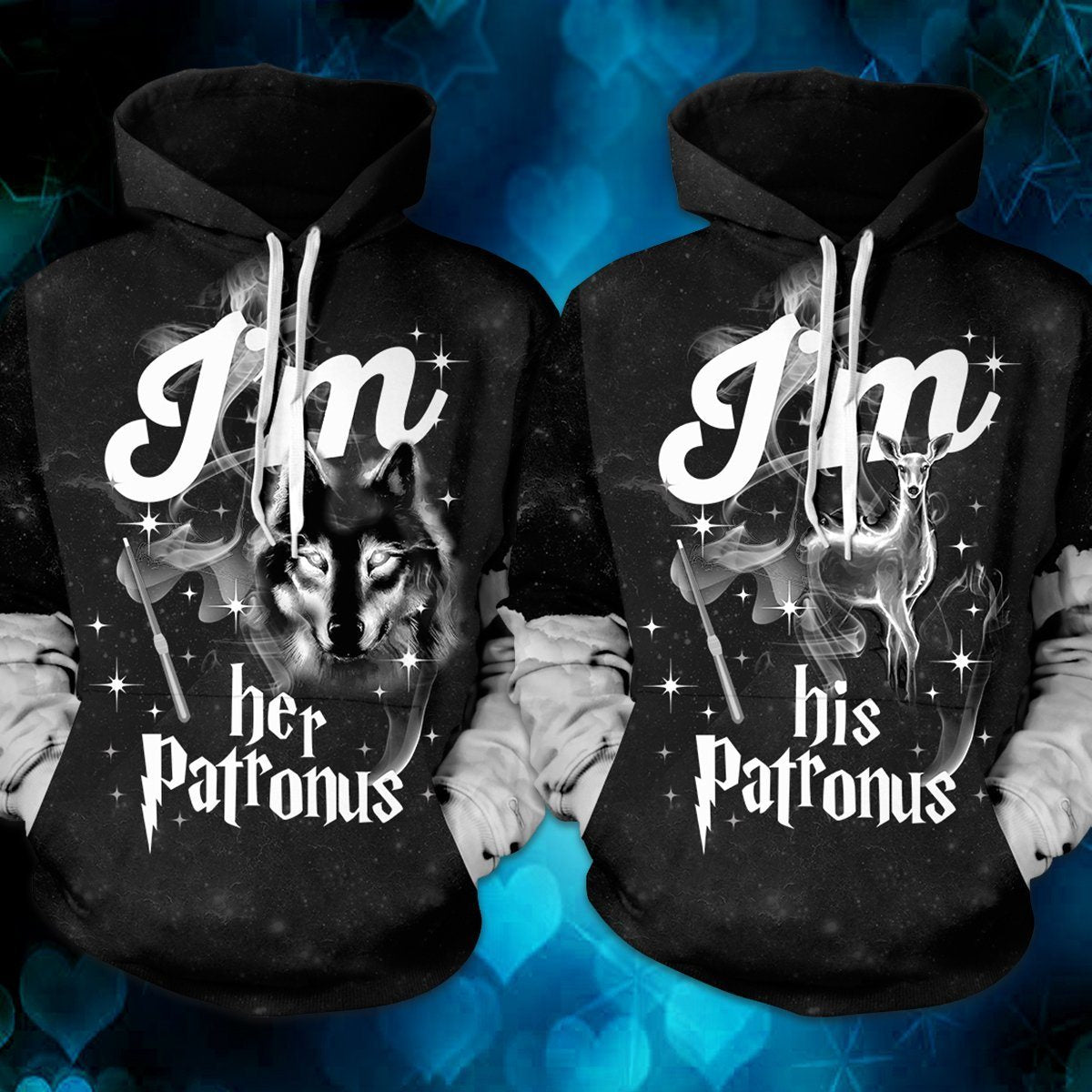 Bundle - Patronus Couple Bundle