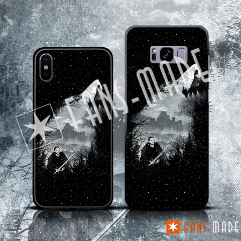 Phone Case - King Of The North Phone Case