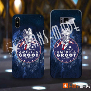 Phone Case - Make America Groot Again Phone Case