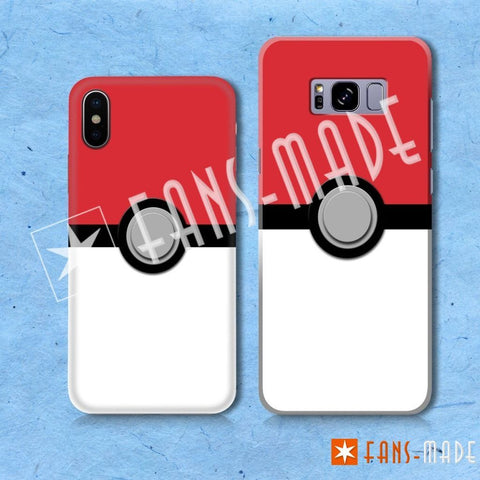 Phone Case - Pokeball V2 Phone Case
