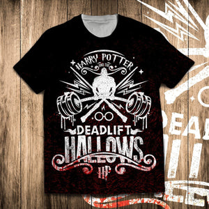 T-Shirt - Deadlift Unisex T-Shirt