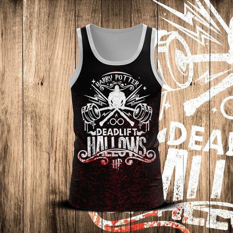 Tank Tops - Deadlift Unisex Tank Tops