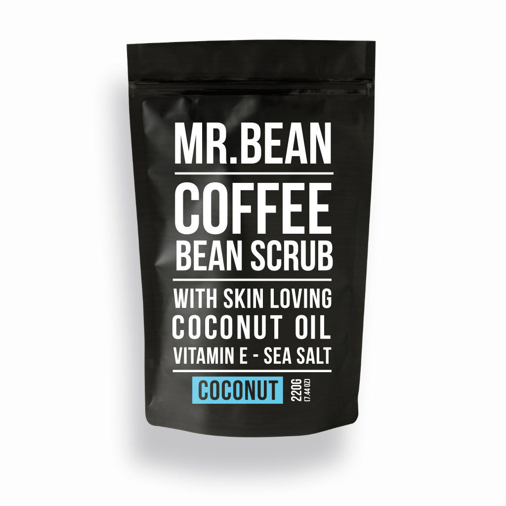 Coconut Coffee Scrub -Mr Bean Body Care - 1