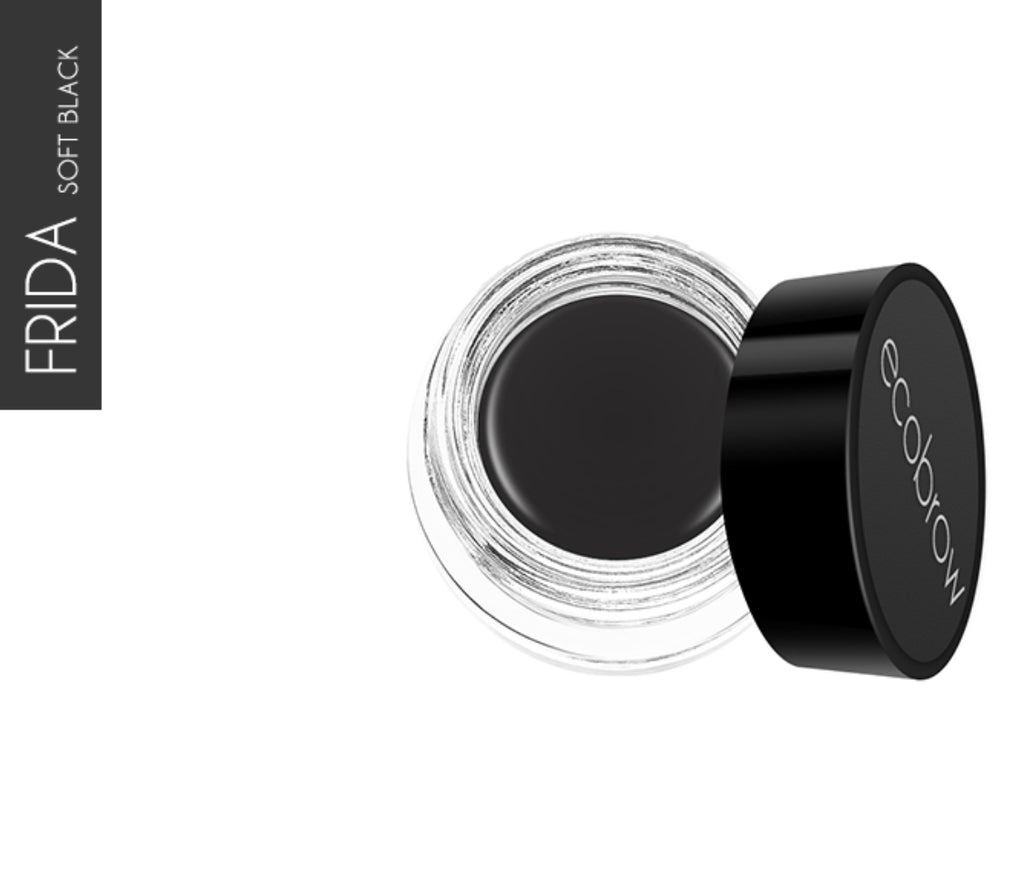 FRIDA Soft Black- EcoBrow