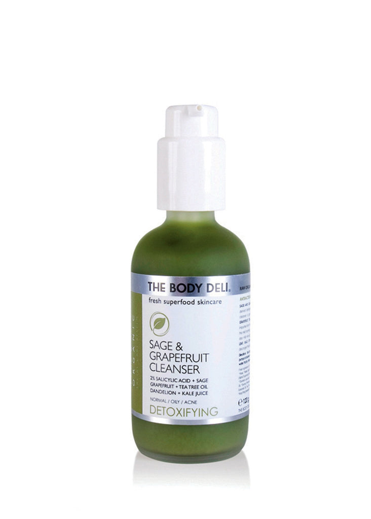 SAGE & GRAPEFRUIT CLEANSER