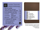 LAVENDER CHAMOMILE BOTANICAL BAR SOAP