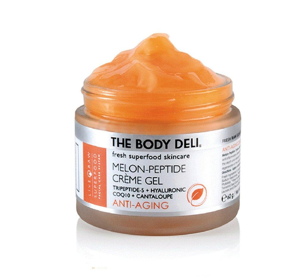 MELON PEPTIDE CREME GEL (ANTI-AGING) -The Body Deli U.S.A. - 1