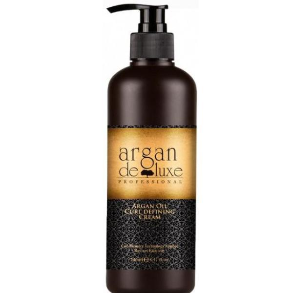 Argan Oil Curl-defining Cream 240ml -Argan Deluxe Professional - 1