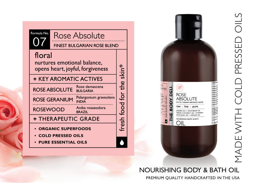 Rose Absolute Body Oil