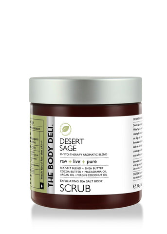 Citron Vanilla Body Scrub
