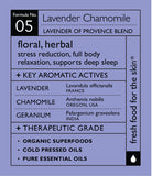 Lavender Chamomile Body Oil