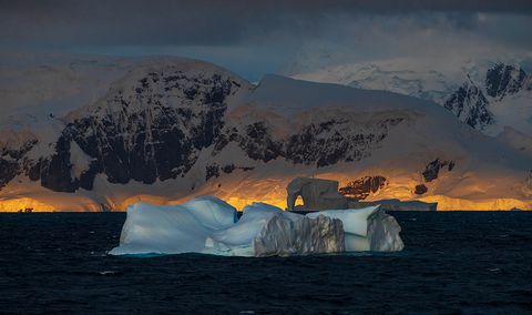 Fire and Ice - Antarctica