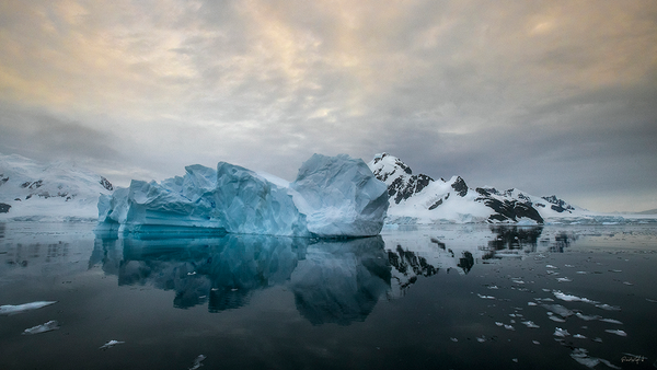 Reflections of Antarctica