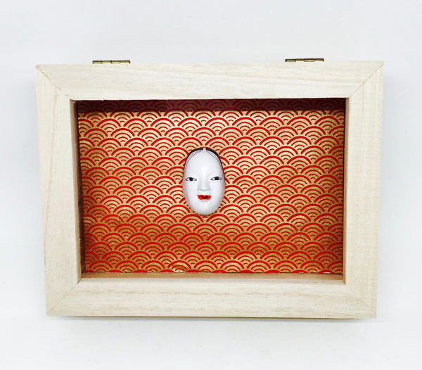 Noh Mask japanese beauty