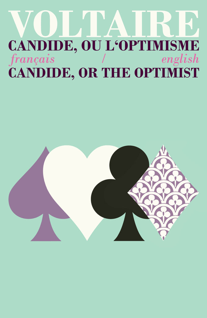 Candide ou L'Optimisme/Candide: or, The Optimist (English/Français)