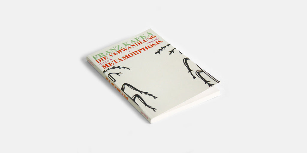 Die Verwandlung/Metamorphosis (Deutsch/English) £7.50
