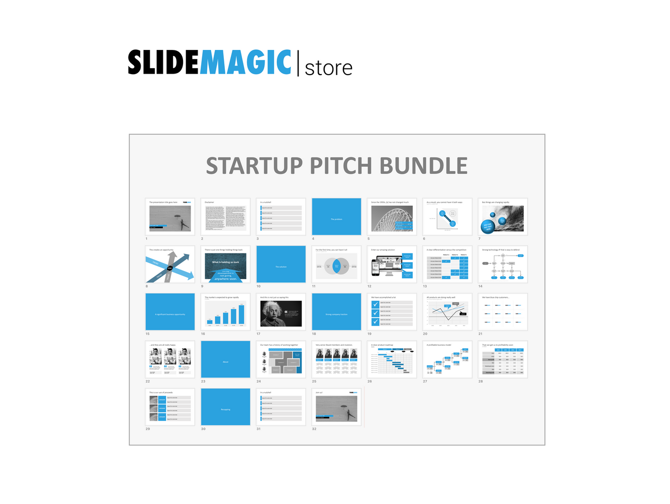 Start up pitch