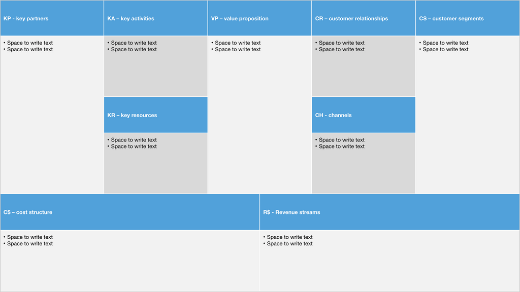 Business model canvas in powerpoint slidemagic business model canvas keynote 169 cheaphphosting Choice Image