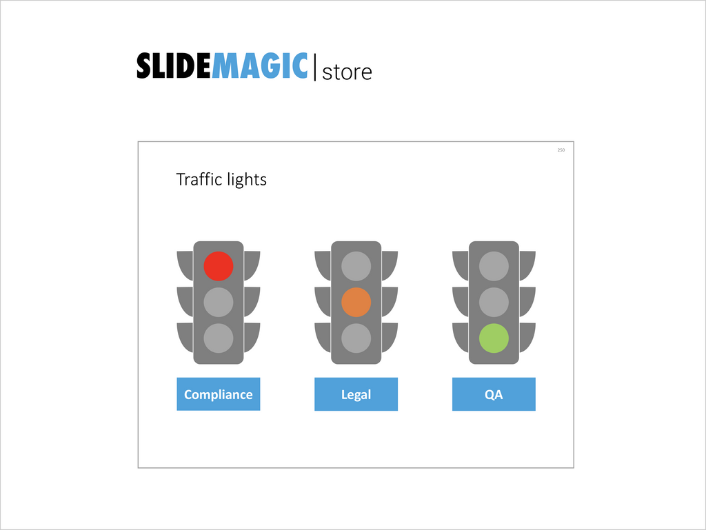 Traffic lights-