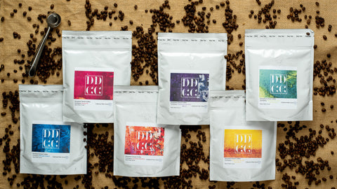 Decadent Decaf Swiss Water Decaf Decaffeinated Coffee Range