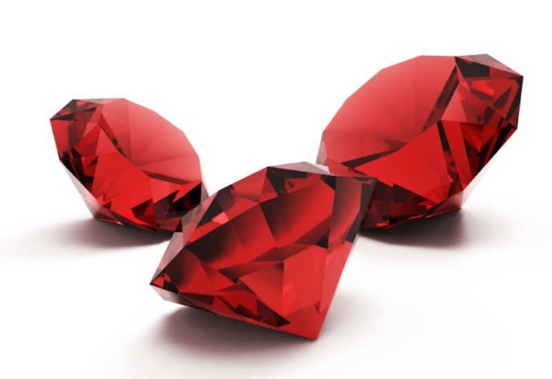 ruby is most well-known july birthstone