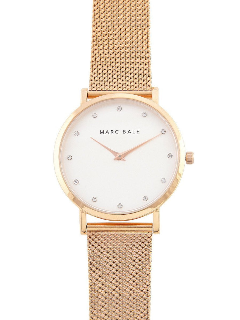Rose Gold Crystal - Rose Gold Mesh - Petite - Combo