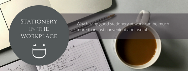 Stationery in the workplace