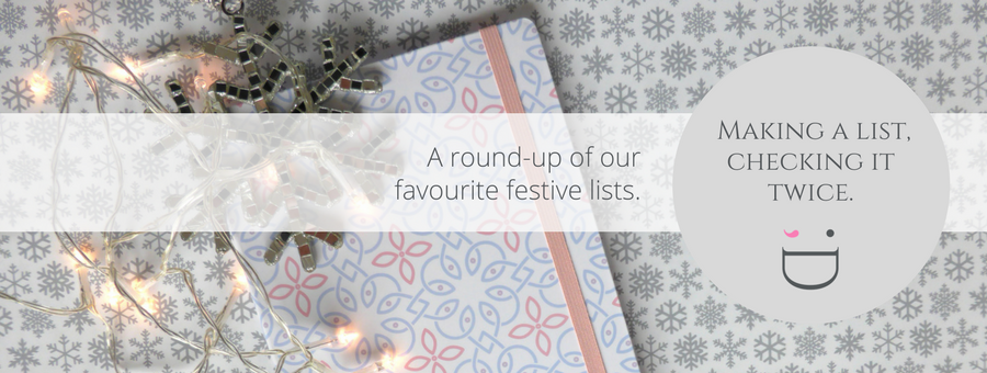 Making a list, checking it twice.