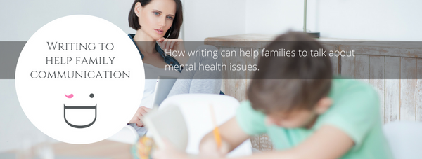 Writing to aid family communication
